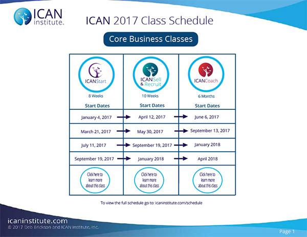 ICAN-2017-ClassSchedule