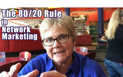 The 80/20 Rule in Network Marketing