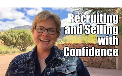 Recruiting and Selling with Confidence