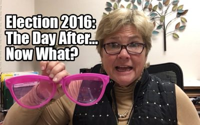 The Day After the Election – Now What?