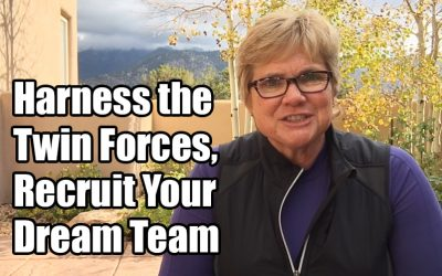 Use the Twin Forces to Recruit Your Dream Team