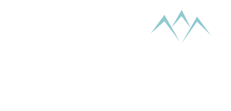 Escape the Ordinary Leaders' Virtual Summit 2020