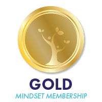 Gold Mindset Membership Image