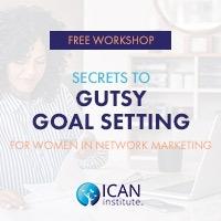 Secrets to Gutsy Goal Setting: Free Workshop